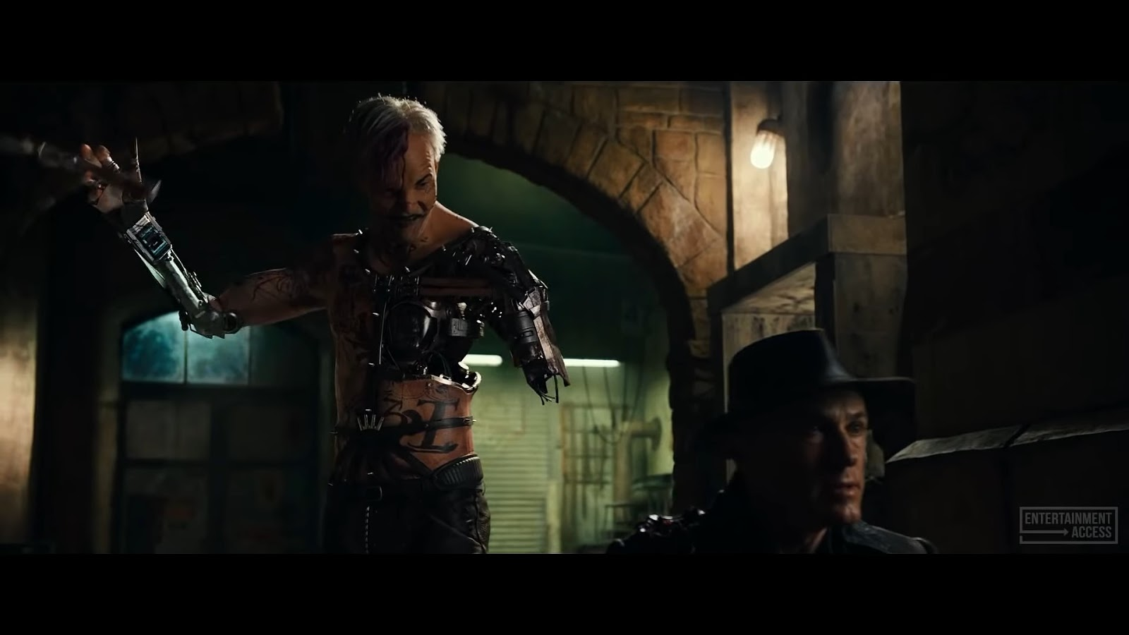 Wonderful Life Of Ps4 Player Movie Review Alita Battle Angel 2019