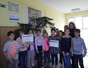 Alsó tagozatos olvasási versenyt rendeztek a Bárdosban