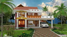 2700 Sq.feet Beautiful Villa Design - Kerala Home