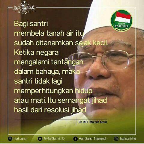 Klarifikasi KH Ma'ruf Amin tentang MUI, Ahok dan Demo