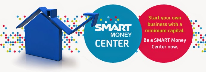 MichEvans: Smart Money Padala and Remittance  (Extra Income)