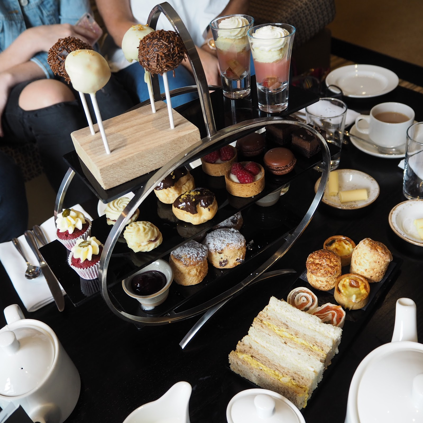 Afternoon Tea at The Daffodil Hotel Grasmere, Life in Excess Blog