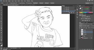 Cara Membuat Foto jadi Kartun Anime Version