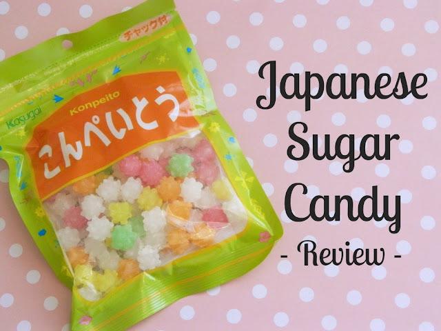Japanese Konpeito Candy