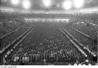 recinto polideportivo y centro de eventos Berliner Sportpalast