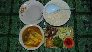 Paket Gangan kedai Madina Belitung