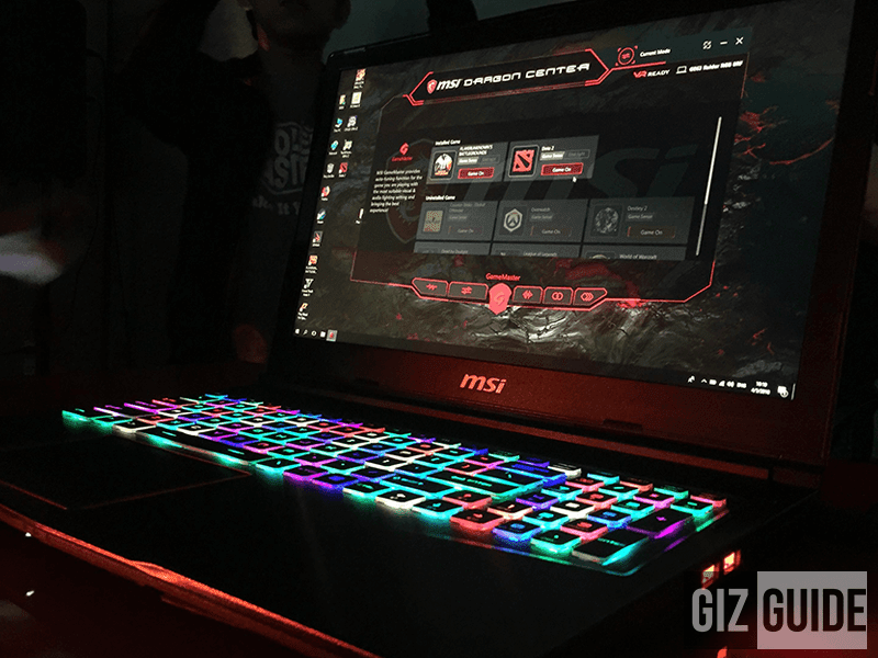 MSI releases the all-new GE Raider RGB Gaming Series in PH!