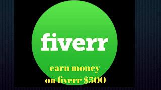 Earn-money-fiverr