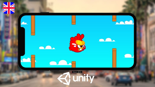 How to create a 2D game with Unity? LEVEL 1 Udemy Coupon