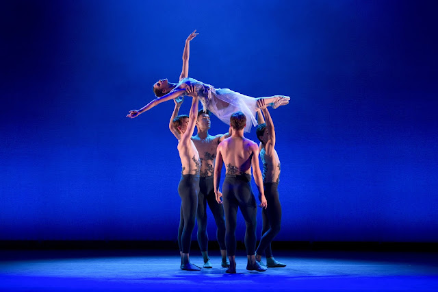 Jenna Lee: The Four Seasons - New English Ballet Theatre (Photo Deborah Jaffe)