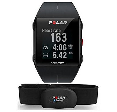 Polar V800 Black HR