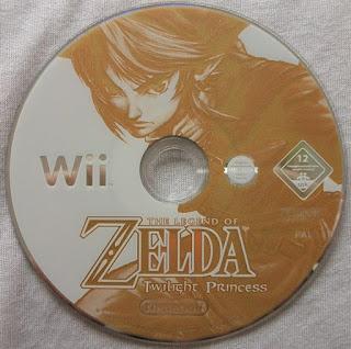 The Legend of Zelda - Twilight Princess - Disco