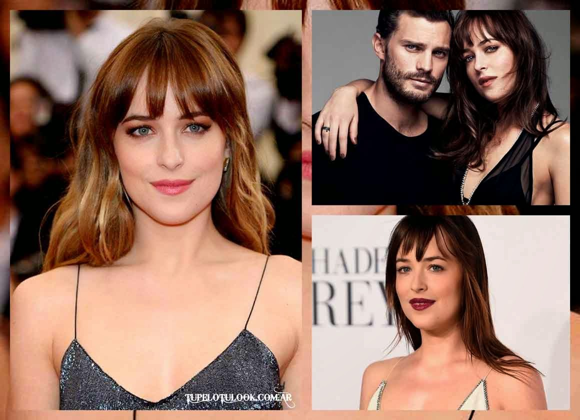 pelo 2015 Dakota Johnson