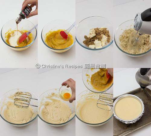 Pumpkin Cheesecake Procedures02
