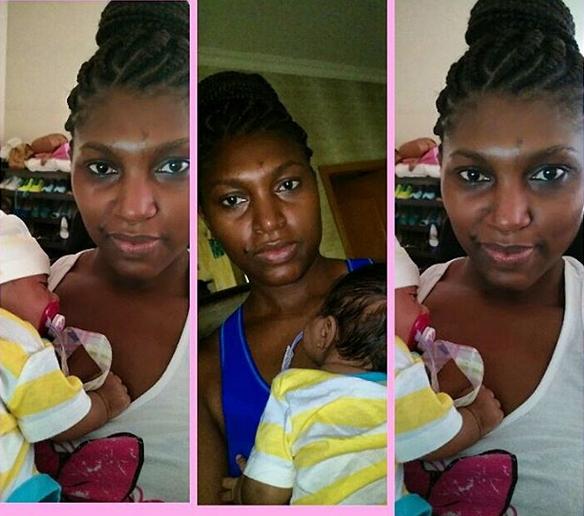 ufuoma ejenobor baby girl