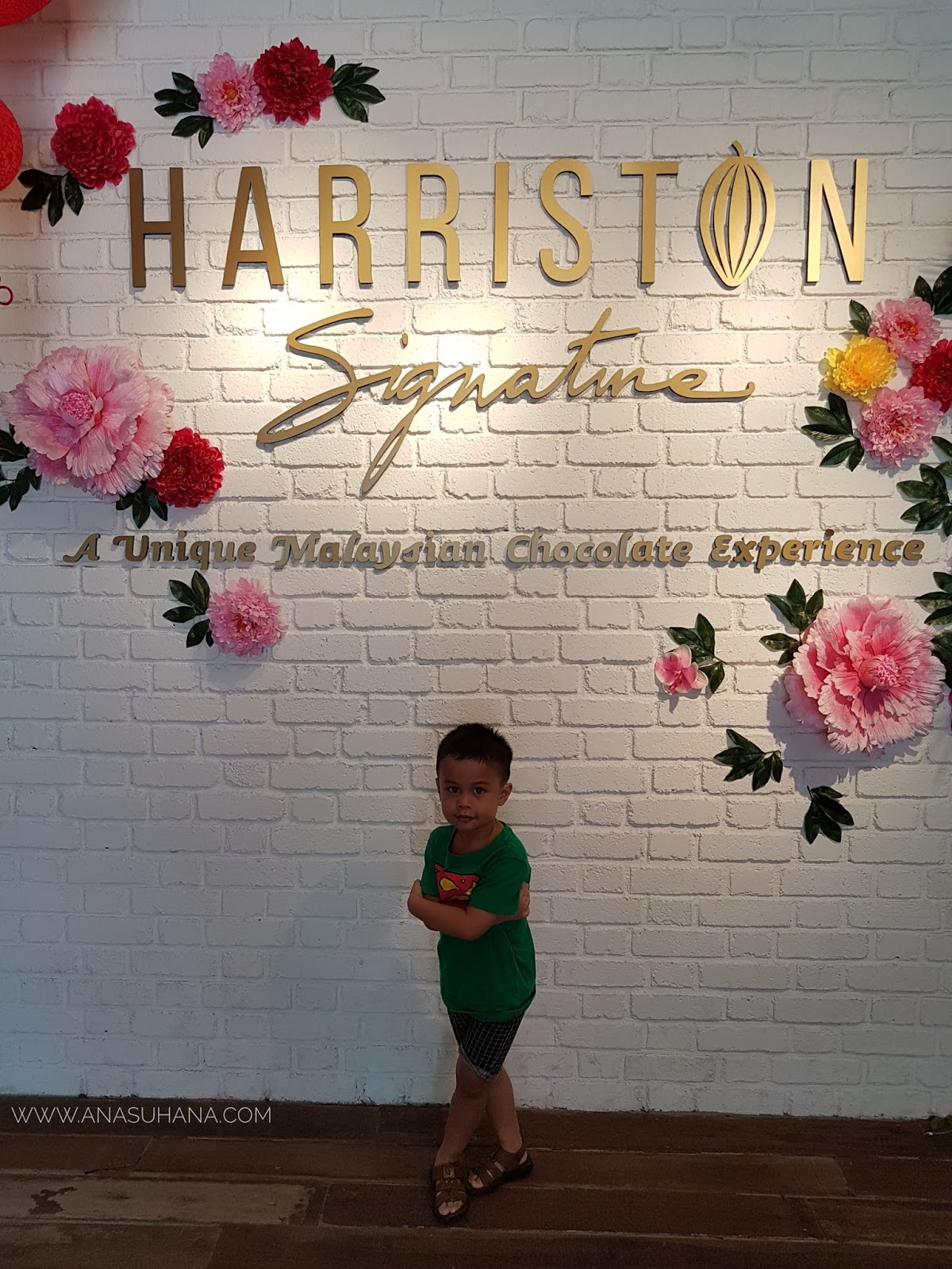 Harriston Signature