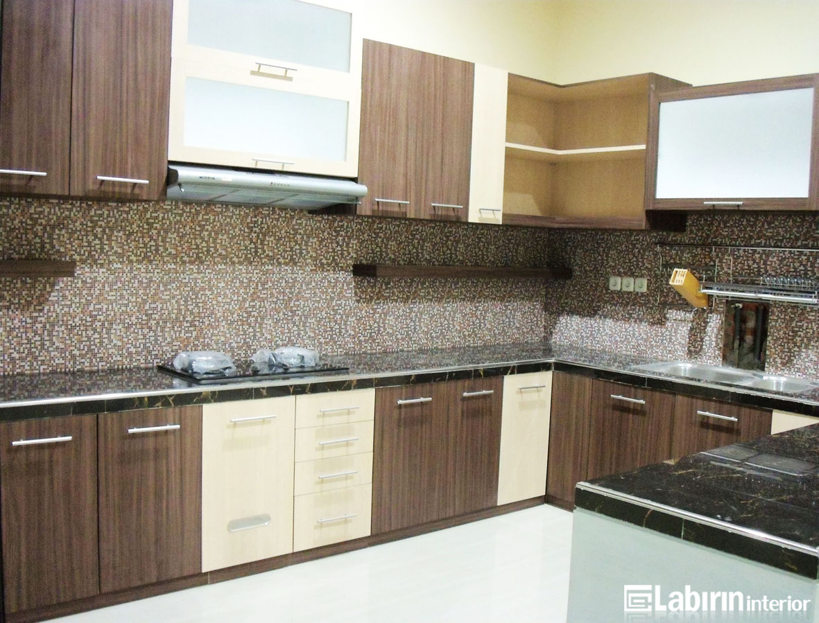 Kitchen Set Malang Minimalis Murah Kitchen Set Minimalis Dengan