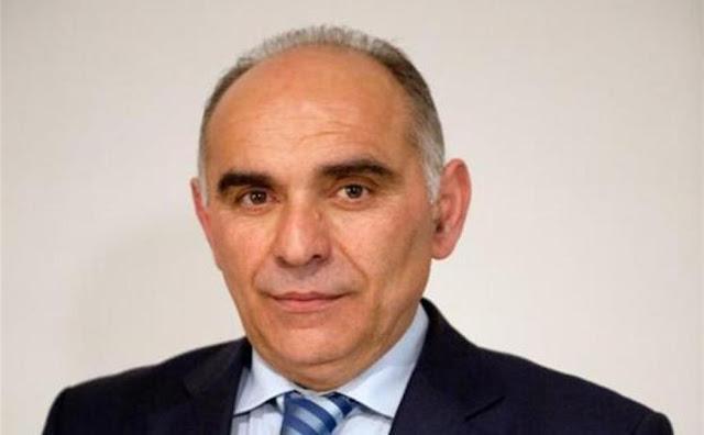 Ο Γιάννης Μπουντρούκας επισκέφθηκε τη Νομαρχιακή Επιτροπή του ΚΙΝ. ΑΛ. στο Άργος