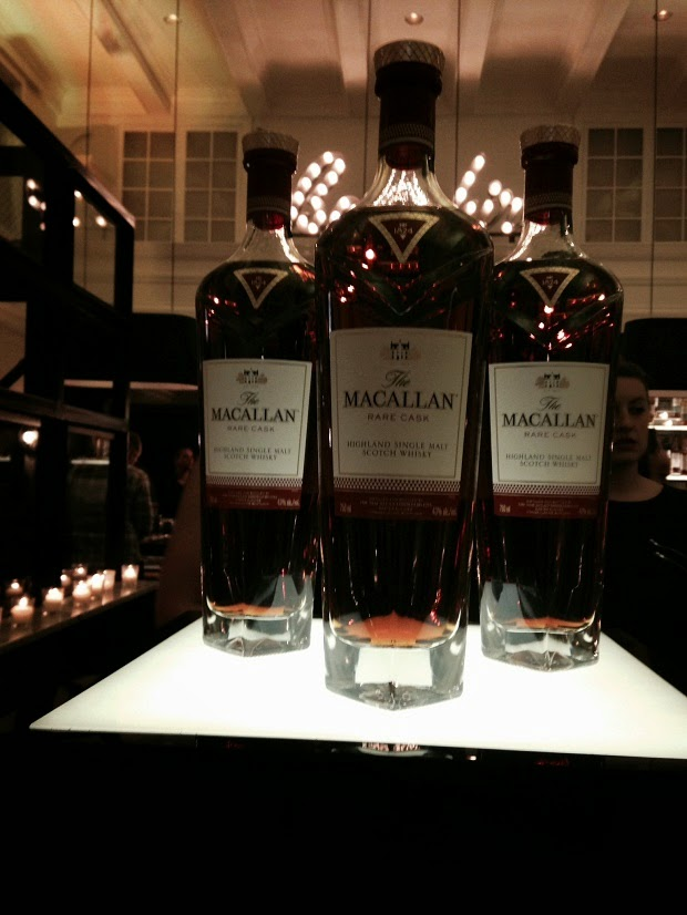 Macallan Whisky Launches Rare Cask with a Night of Rarities