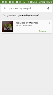 Yadmeed by masyadi