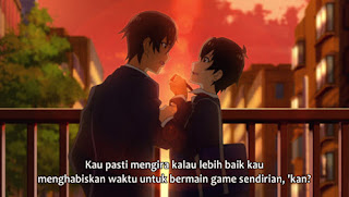 Download Gamers! Episode 02 Subtitle indonesia