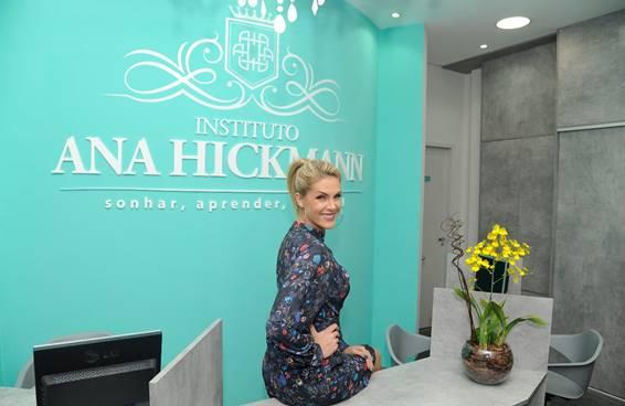 b5281a2674f91 Lançada em maio do ano passado em sociedade entre a empresária e  apresentadora Ana Hickmann e o Grupo Kalaes