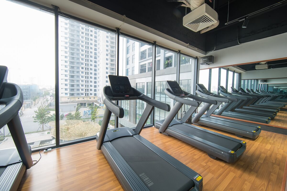 Khu Tập Gym TNR Goldmark City