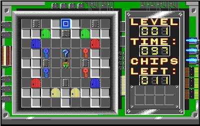 Videojuego Chip's Challenge
