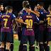 Hasil Pertandingan Liga Spanyol Pekan 24