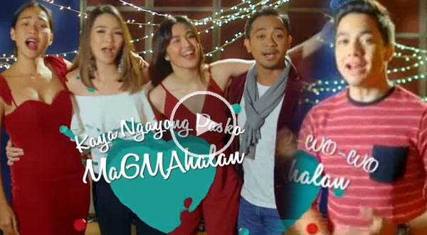 Watch: GMA7's 2017 Christmas Station ID Lyric Video