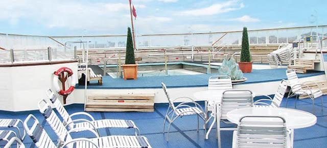 Primer crucero venezolano Ola Cruises, saldra desde La Guaira, cubierta
