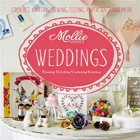 Wedding | Mollie Makes Book Review