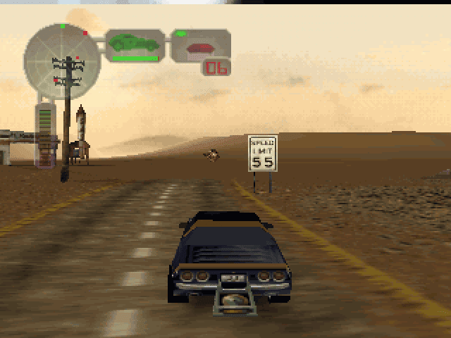 Download Game Psx Vigilante 8 2