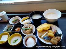 大出意外! Dormy inn博多祗園:超豐富早餐+免費宵夜篇