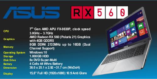 4 Laptop Asus Layar 15 Inchi Processor Amd Terbaru Harga Ekonomis