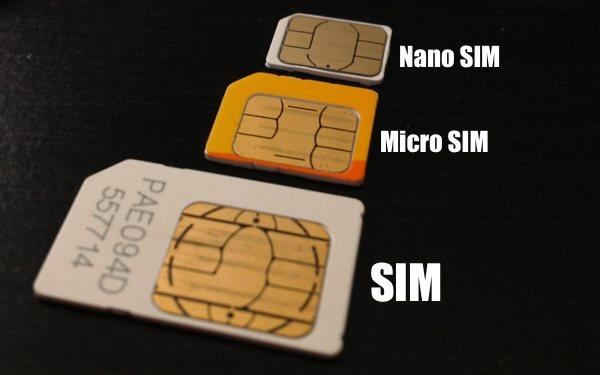 SIM: Micro o Nano? Quale scheda supporta il tuo telefono?