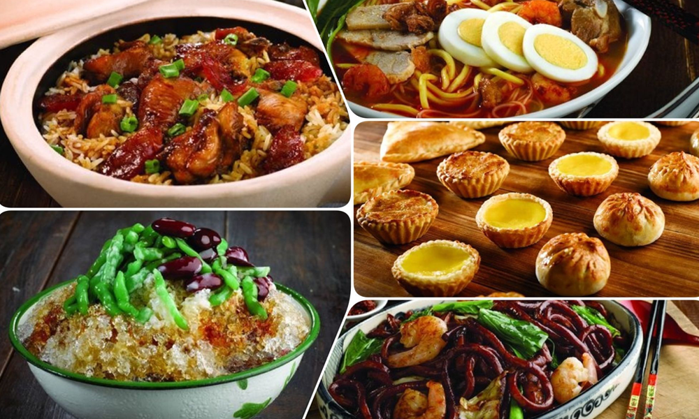 Main 4 Cuisines At Malaysian Restaurant Melbourne And Other Eateries