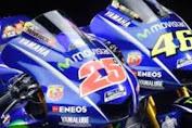Duo Yamaha Rajai MotoGP Argentina 2017