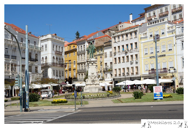 Monumento a Joaquim António de Aguiar, Coimbra