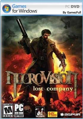 Descargar NecroVisioN Lost Company pc español mega y google drive /
