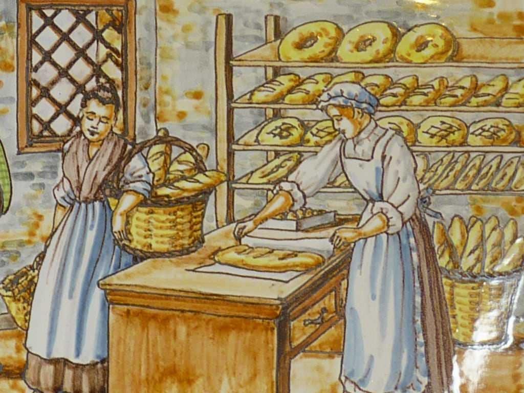 #263 La Panadería | luisbermejo.com | podcast