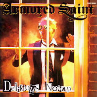 "Ο δίσκος των Armored Saint ""Delirious Nomad"""