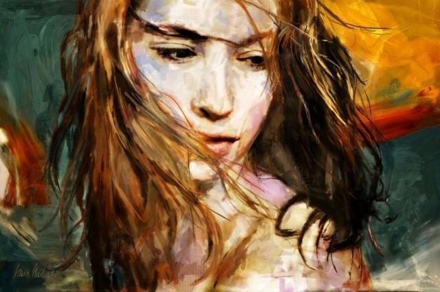 Цифровая живопись. Marius Markowski 11