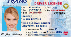 Democratic Blog News: State Driver's License Becomes