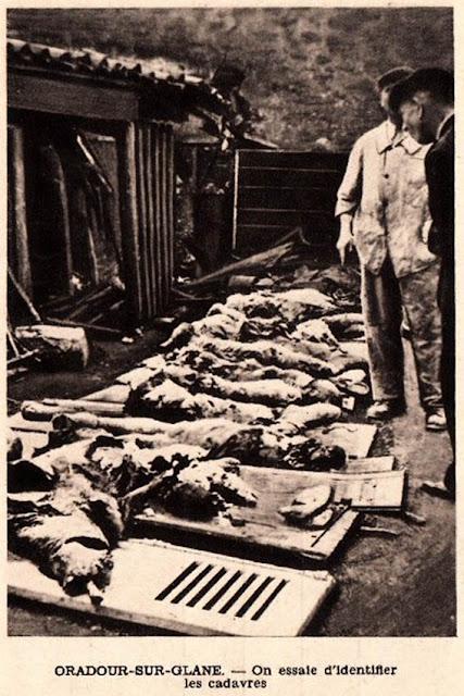 Cadavres Oradour