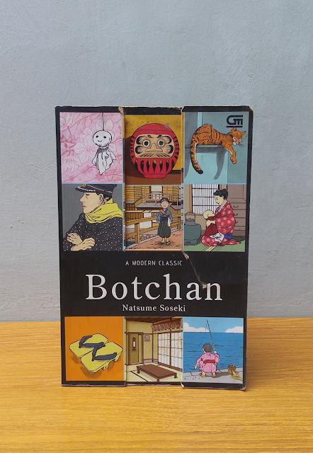 BOTCHAN, Natsume Soseki