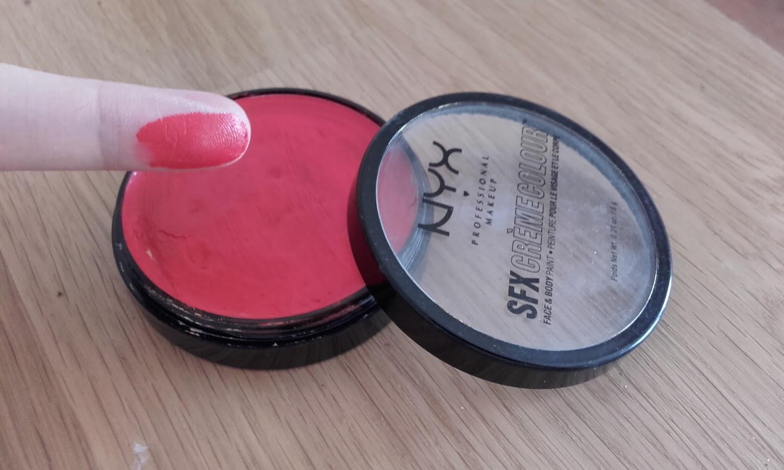 Blackarrot Sfx Creme Colour Od Nyx