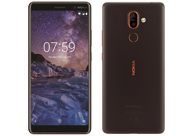Nokia 7 Plus New Smartphone Features-  2018