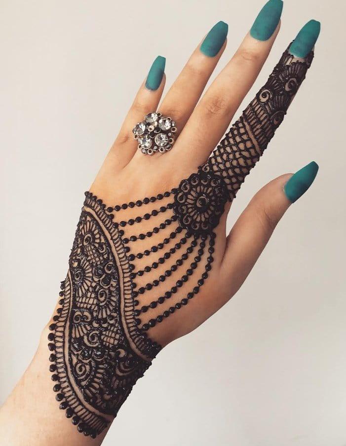 100+ Arabic Mehandi Designs (2019) Latest, Simple \u0026 Easy