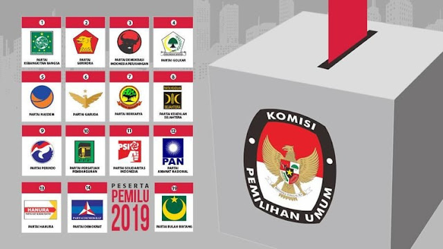 Tiga Partai Baru Paling Menonjol di TV, Gagal Menembus Senayan